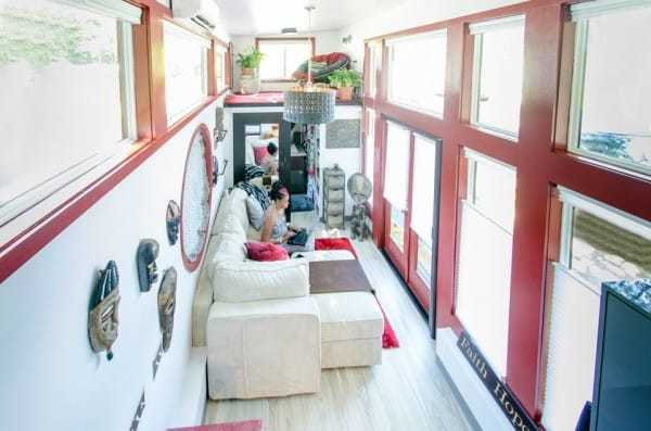 Gypsy soul tiny house - This Tiny House on Wheels is So Much More than a Trailer!