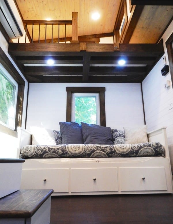 This Tennessee Tiny House Makes Amazing Use Of Space