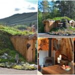 This Tiny House in Norway is a Real-Life Hobbit Hole!