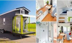 This 28 Feet Tiny House Will Amaze You With Its Clever Space Savvy Design