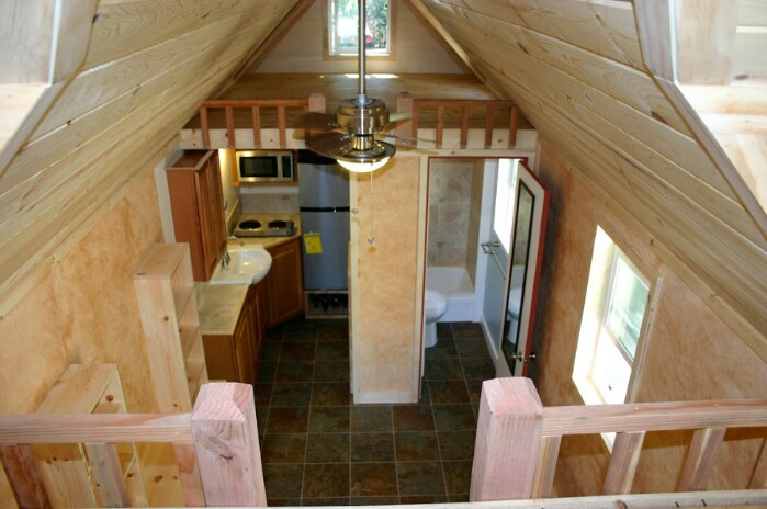 This Tiny House and Studio Offer an Oasis to Live and Work