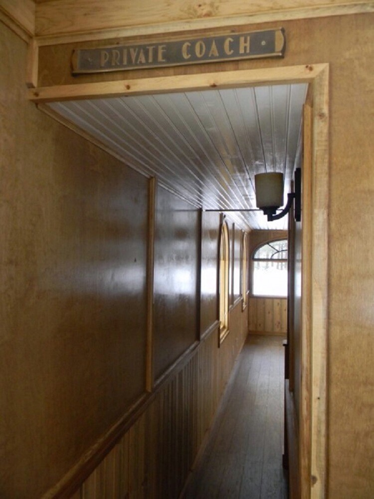 Caboose Transformed Into a Tiny House. Check out How This Couple Lives Inside a Caboose!