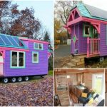 Wow, This May Be the Most Colorful Tiny House I Have Ever Seen!