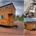 This Tiny House Features Exquisite Contemporary Design
