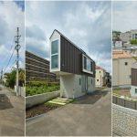 Japanese Narrow Tiny House Feels SO Spacious On the Inside! {16 Photos}