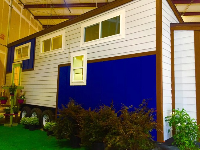 The Fontana by Cornerstone Tiny Homes is Ridiculously Spacious {Tiny House Tour}