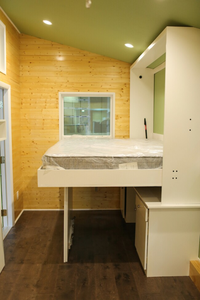 The fontana by cornerstone tiny homes is ridiculously for Living spaces fontana