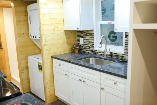 The Fontana By Cornerstone Tiny Homes Is Ridiculously