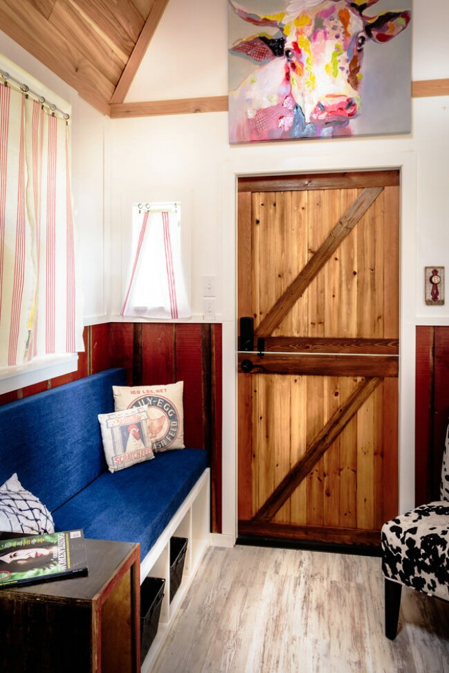 Stay in a Luxurious Tiny House at the Tiny Digs Hotel in Portland