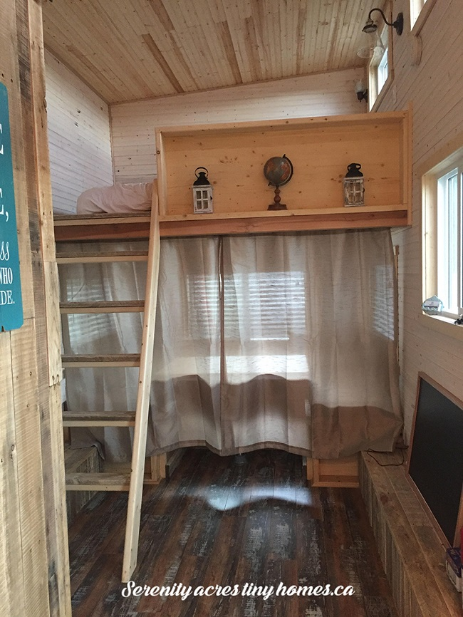 This Little Box on Wheels by Serenity Acres Is Surprisingly Roomy Inside