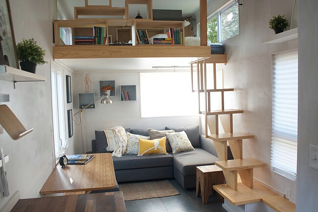 Alpha by Liberation Tiny Homes is a Dream Come True