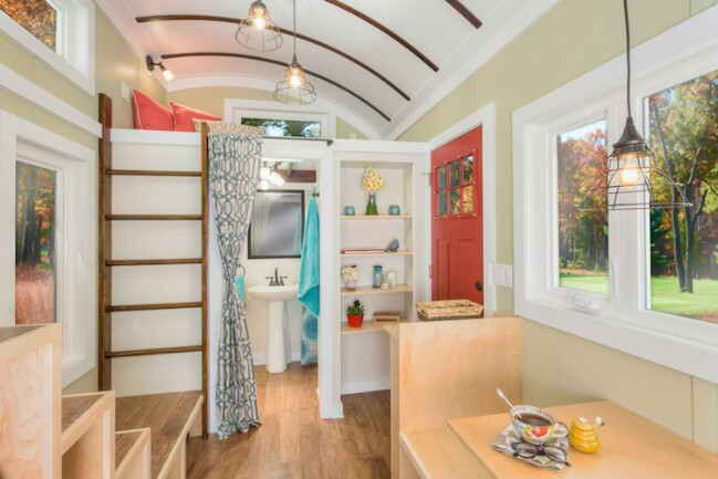 WOW … I Can't Believe This Tiny House Was Built By College Students!