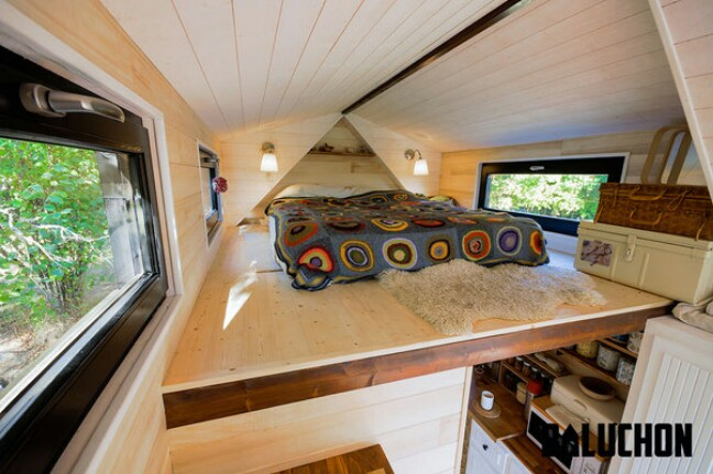 The Avonlea Tiny House Looks Like Something Straight out of a Storybook