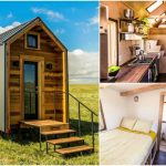 Farmhouse Traditional With Modern Amenities…The Farallon Tiny House Has it All