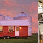 Tiny Farmhouse On Wheels Guaranteed To Stand Out Anywhere
