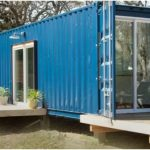 From Shipping Container to Vacation Hot Spot {Vacation House Tour}