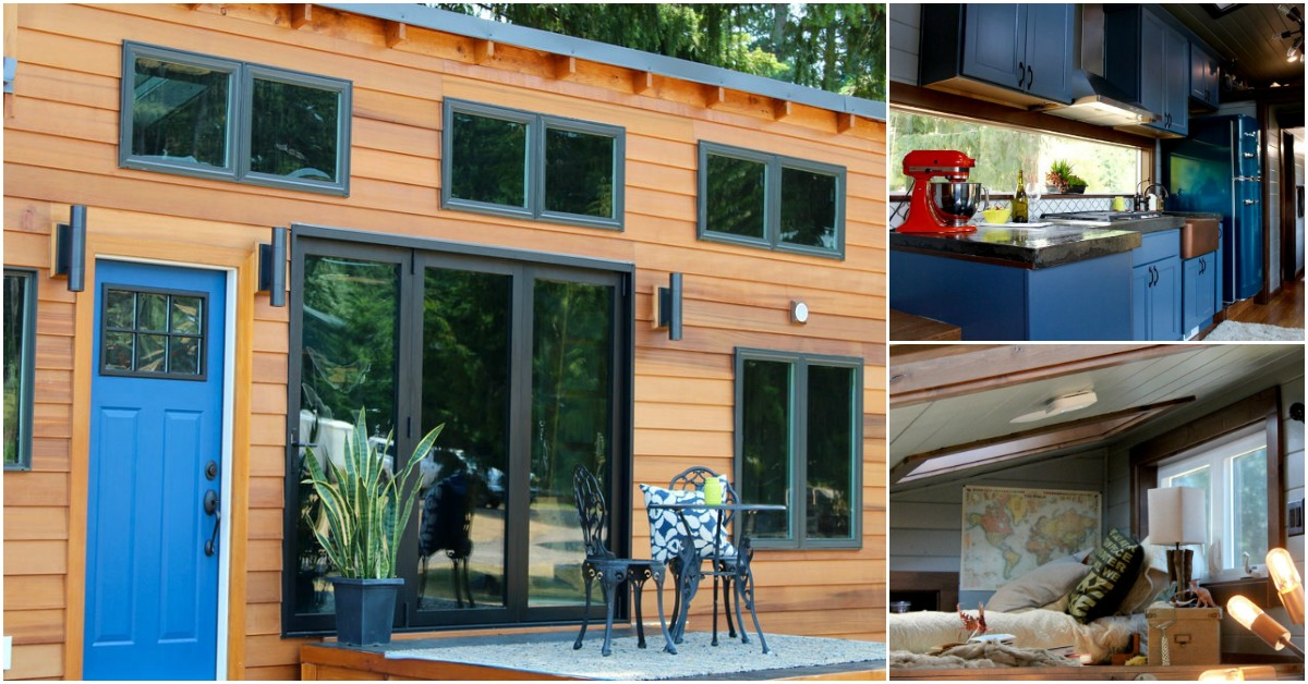 Tiny Home Designs: Tiny House For A Family Of 5