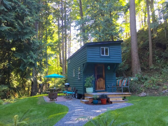 This Airbnb Al Tiny House Could Be Yours For Your Next Getaway