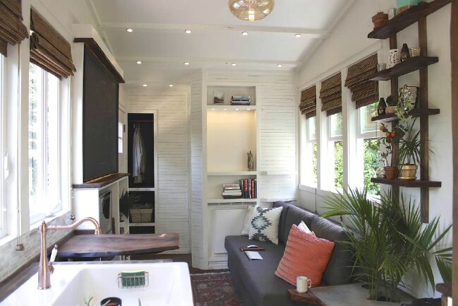 Tiny House Movement, Meet Handcrafted Movement, and Prepare to Swoon!