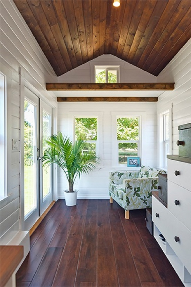 This Tiny House is Full of Character, Charm, and More! Look Inside!