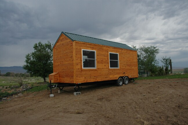 Cascade Tiny House Might Look Really Tiny But The Interior is Incredibly Spacious