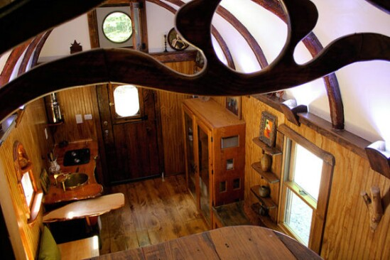 Want a Custom Tiny House? Take a Look at The Old Timey by The Unknown Craftsmen