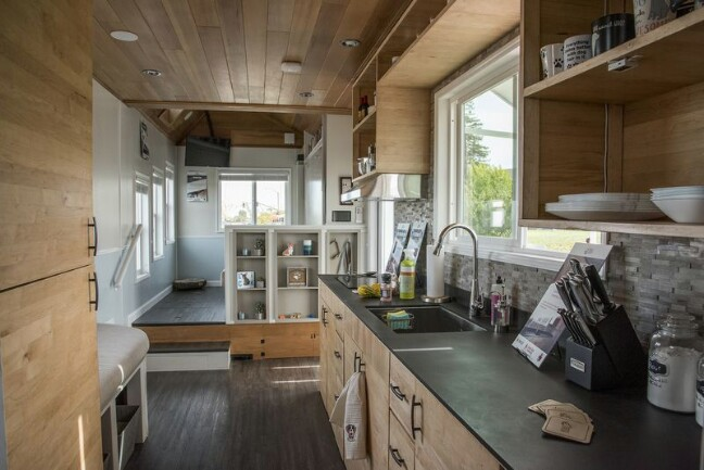 House Tours of the Eco Friendly Homes that Won SMUDs Tiny House