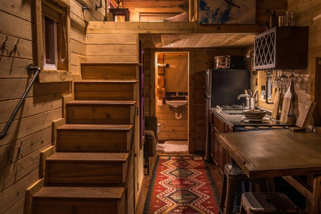 When a Pilot Builds a Tiny House, the Sky is the Limit!