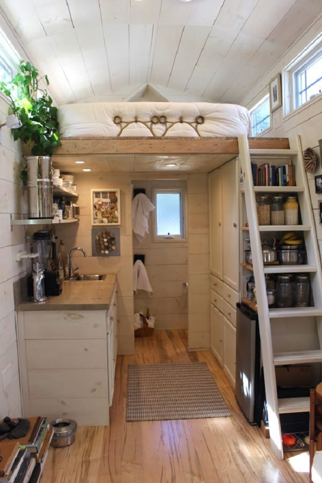This Boston Family Built Their Dream Tiny Home From The