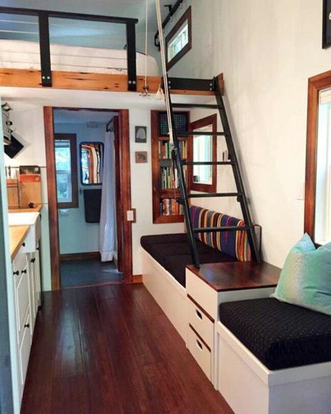 This Airbnb Rental TIny House Could be Yours for Your Next Getaway!