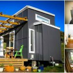 Adventurous Tiny House on Wheels Built by a Young Couple