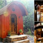 Want a Custom Tiny House? Take a Look at The Old Timey by The Unknown Craftsmen!
