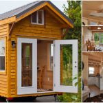 Escape to the Woods in This Adorable Cabin by Mint Tiny House Company!