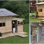 From Recycled Wood Pallets to Tiny Houses – Genius Homeless/Refugee Shelter Solution {Ikea Style Plans}