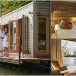 Eco Floating Homes Took Pairing Water and Tiny Houses to Perfection