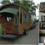 One of the Most Unique Tiny House We've Seen! Unbelievably Creative Design! {30 Photos}
