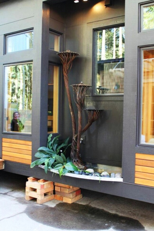 GreenPod Tiny House Tour