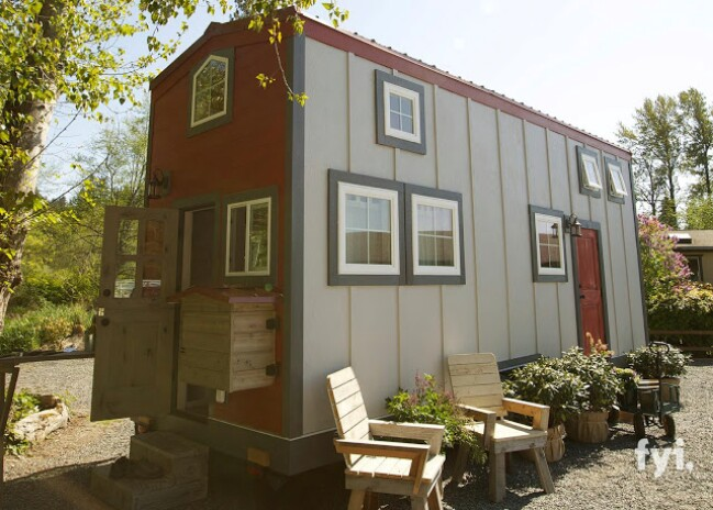 Modern Tiny House Tour