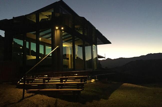 New Zealand vacation tiny house