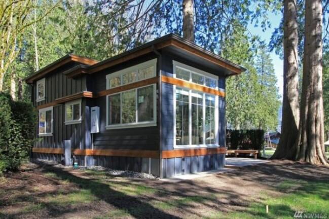 Whatcom Lake Cottages