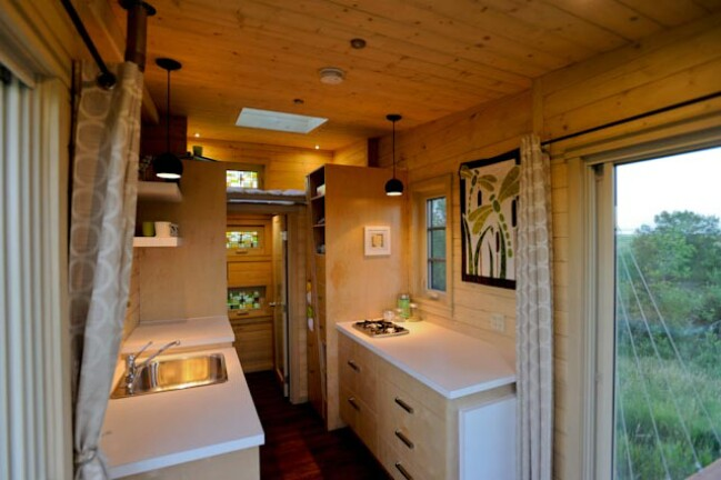 Tiny Home Designs: The Dragonfly By Robinson Residential Will Take Your