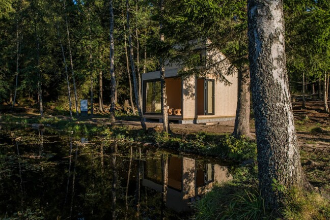 If You're Looking for Simplicity, This Norwegian Tiny House is For You!