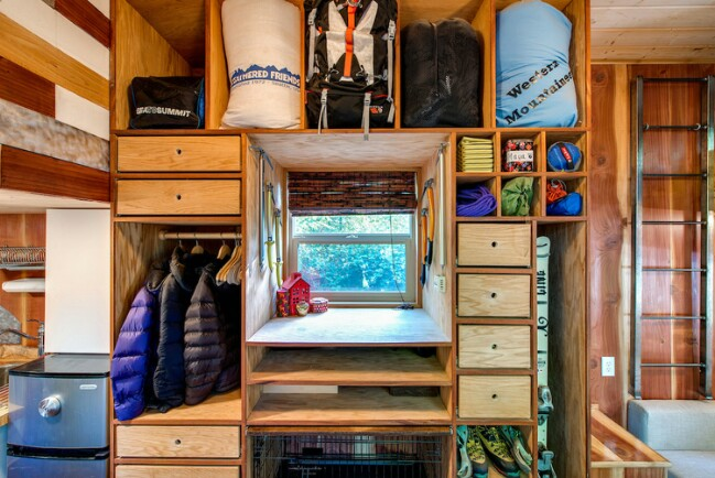 40 Tiny House Storage And Organizing Ideas For The Entire Home Tiny Houses
