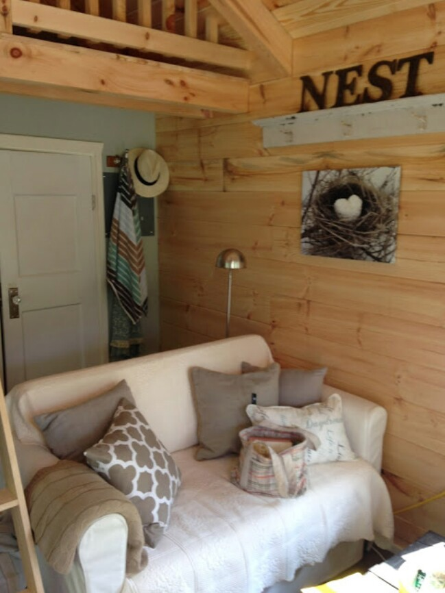 Cozy 200 Sq Ft Amish Made Tiny House For Sale In