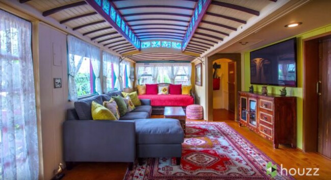streetcars tiny house