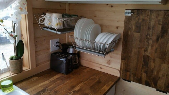 340 Square Foot Tiny House Built by Tennessee Tiny Homes {Tiny House Tour}