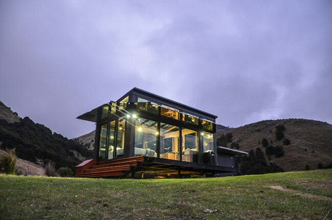 Super Tiny House Vacation Spend The Night In A Glass Tiny House Best Image Libraries Weasiibadanjobscom