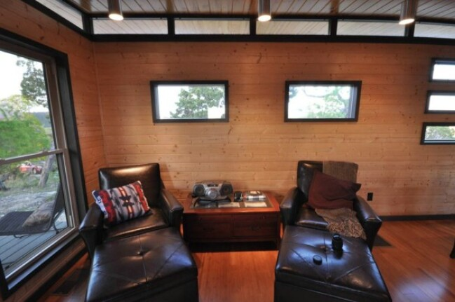 Kanga Room Systems 500sf Tiny House