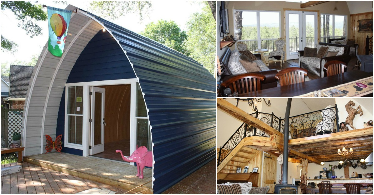 Houston Company Designs Roomy Tiny Houses For Only 5 000