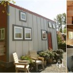 Tiny House Nation Featured Barn-Inspired 300 Sq. Ft. Tiny House For Sale